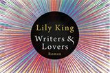 """Lesen: Buchcover """"Writers & Lovers"""""""