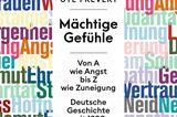 """Lesen: Buchcover """"Mächtige Gefühle"""""""
