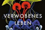 """Lesen: Buchcover """"Verwobenes Leben"""""""
