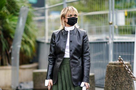 Frisuren der Fashion Week: Maisie Williams
