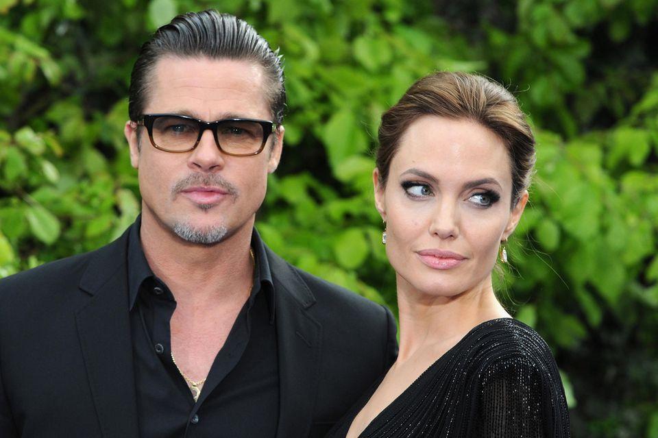 Brad Pitt vs. Angelina Jolie: Schlappe für Angelina vor Gericht