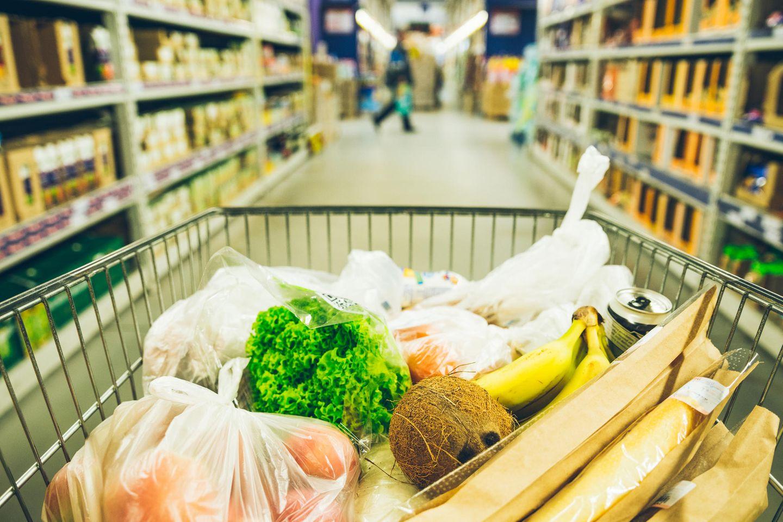 Rückruf: Salat im Supermarkt