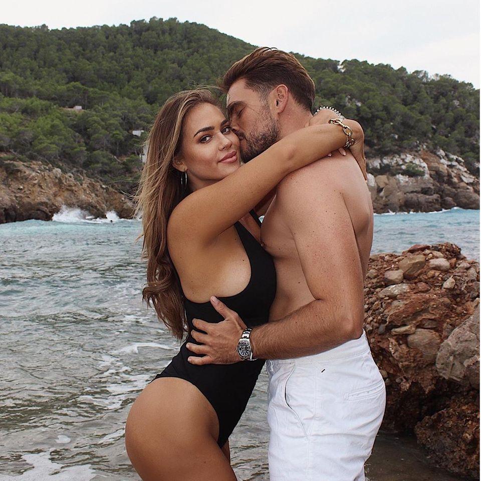 Jessica Paszka und Johannes Haller sind ein Paar