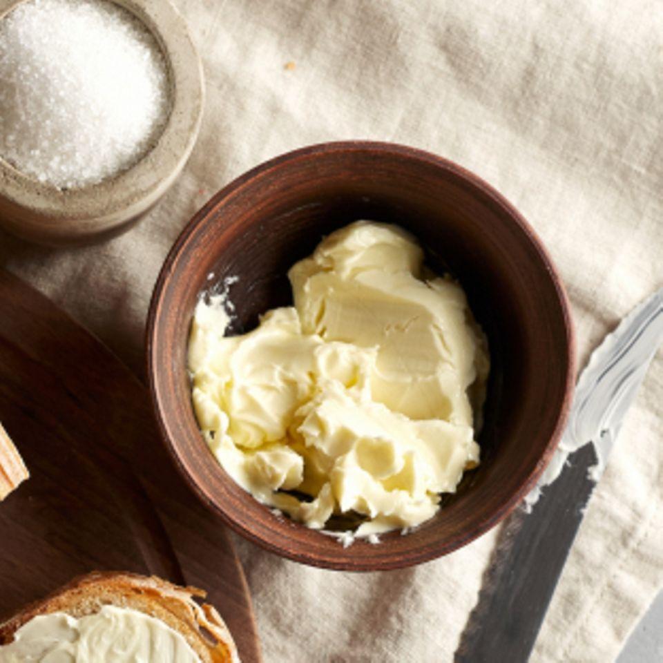 Butter selber machen