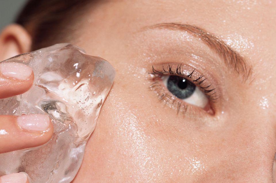 Skin Icing: Dieser neue Trend verspricht uns den ultimativen Glow, wetten?!