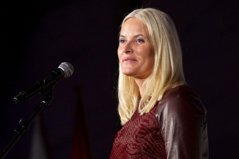 Prinzessin Mette-Marit liest Sexszenen: So lustig reagiert Prinz Haakon
