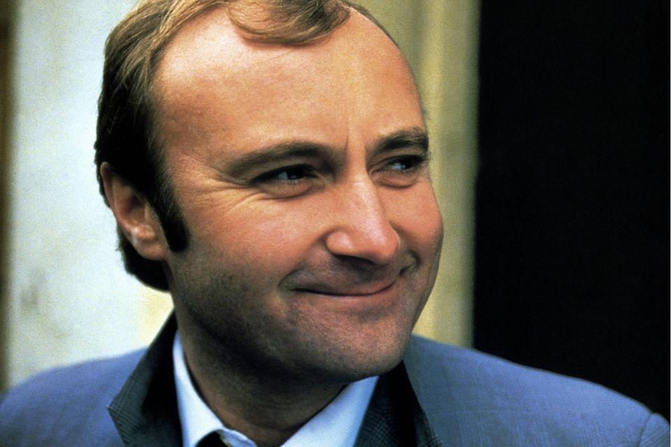 Phil Collins früher