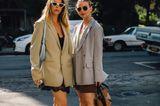 Streetstyle Fashionweek: Blazer Look