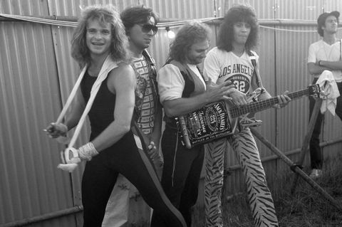 Van Halen: Rock-Legende stirbt mit 65