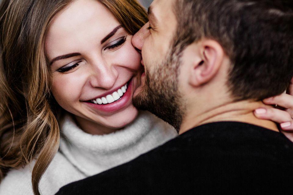 Ein junger Vater erzählt: Glückliches Paar