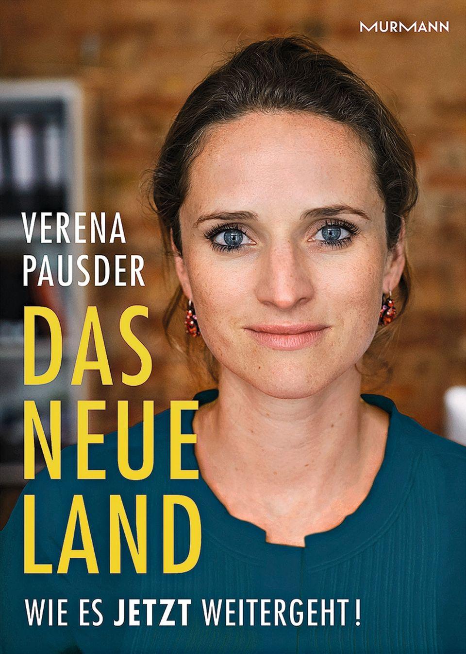 """Verena Pausder: Buchcover """"Das neue Land"""""""