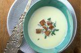 Kartoffel-Graukäse-Suppe