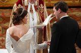 Royale Hochzeiten: Eugenie & Jack