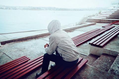 Philipp Kohlhöfer: Einsamer Mann