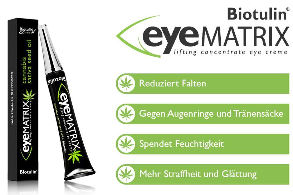 Biotulin Eyematrix Augencreme