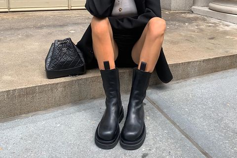 Chunky Chelsea Boots: Trendstiefel des Sommers