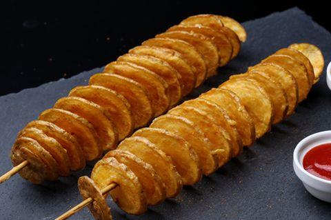 Spiralkartoffeln