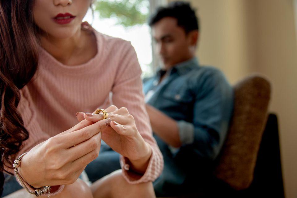 Die 6 häufigsten Scheidungsgründe