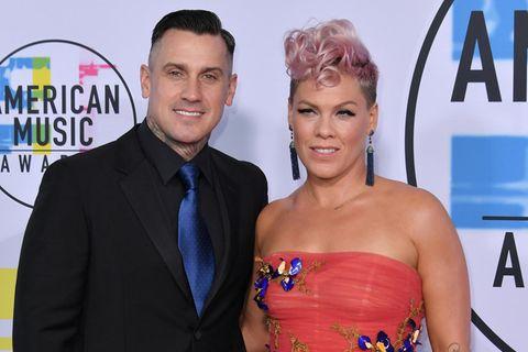 Carey Hart und Pink