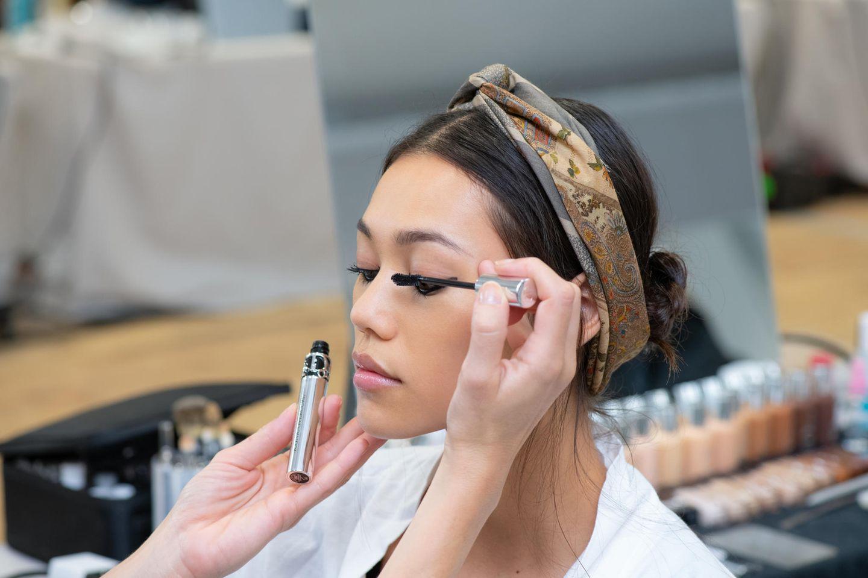 Eyeliner-Trend 2020: Dior Backstage Make-up