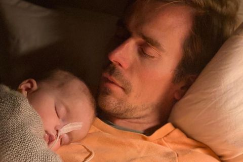 TV-Arzt Dr. Johannes Wimmer: Seine kleine Tochter liegt im Sterben