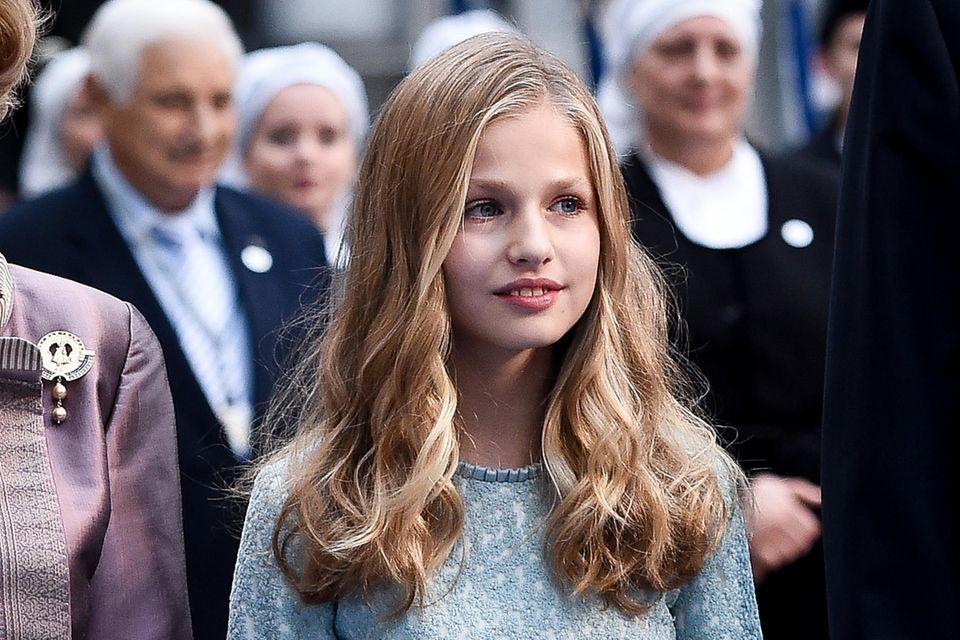 Royals: Prinzessin Leonor steht eine wichtige Woche bevor