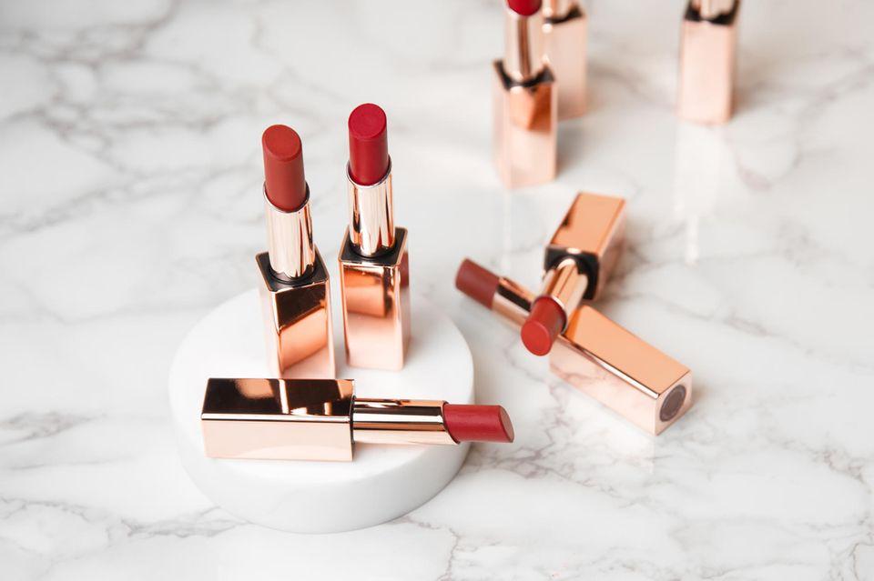 Lippenstift Must-haves: Auf diese Farben können wir im Herbst nicht verzichten