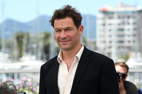Dominic West: Skurriles Statement mit Ehefrau nach Kussfotos mit Lily James