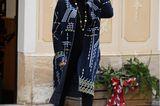 Herbstlooks der Royals: Charlene von Monaco all black