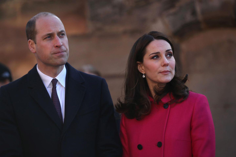 Kate und William machten am Telefon Schluss