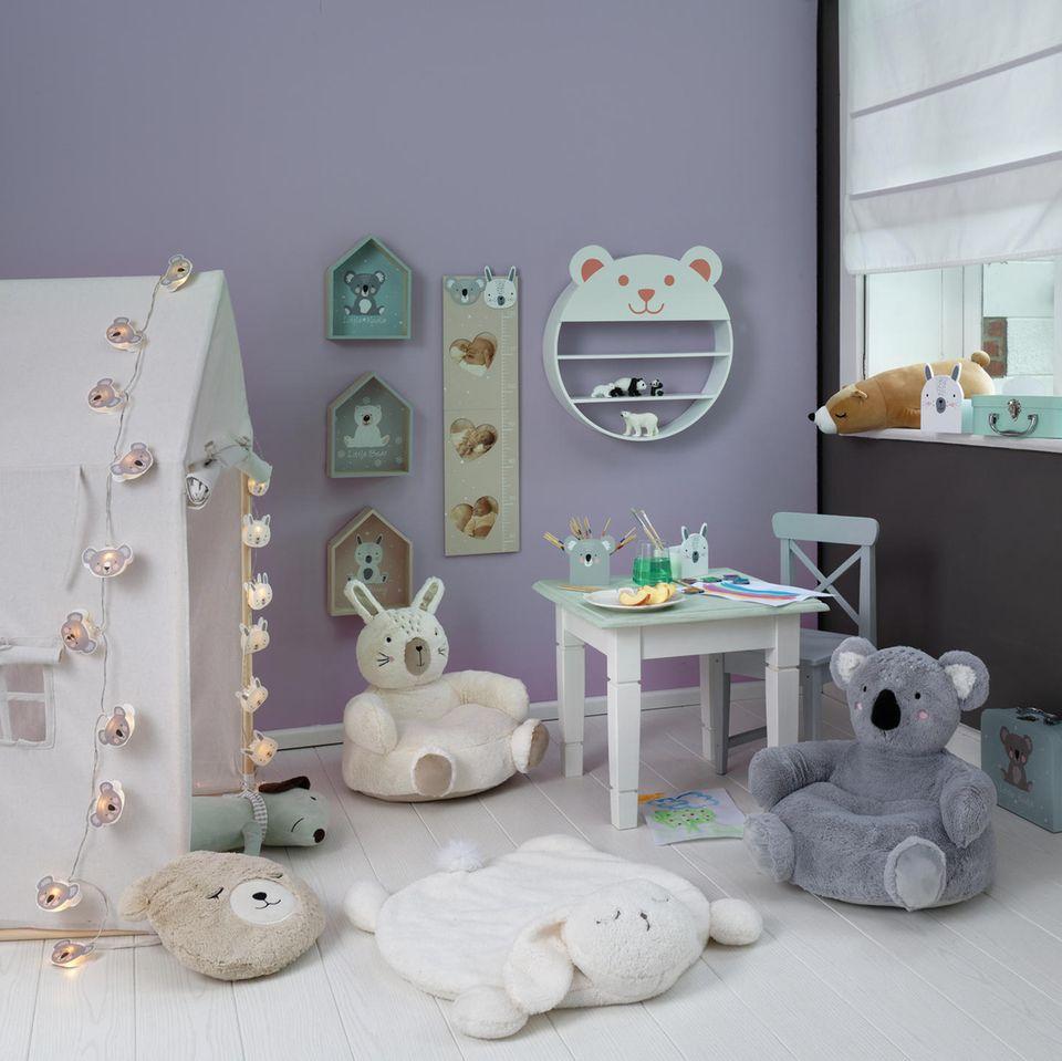 BRIGITTE MOM-Kollektion: Kinderzimmer