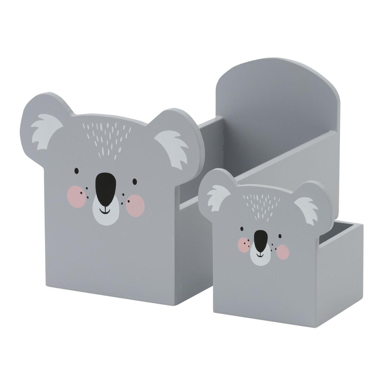 BRIGITTE MOM-Kollektion: Koala-Holzboxen