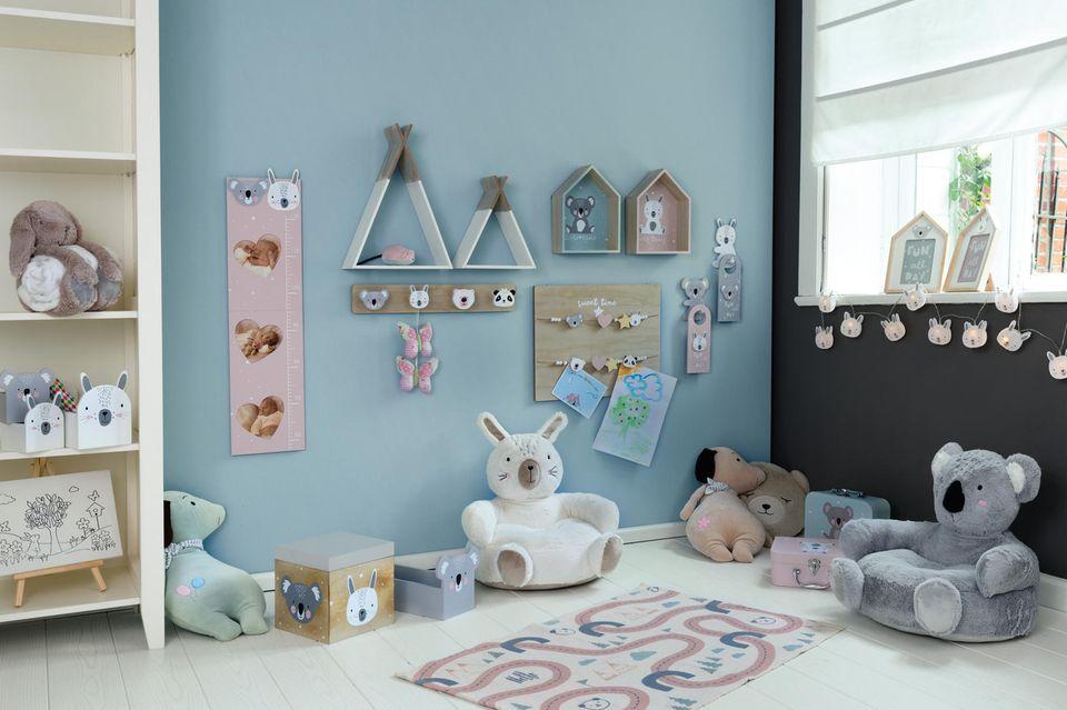 BRIGITTE MOM-Kollektion: Kinderzimmer mit Accessoires