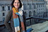 Ein Schal fürs Leben: Annalena Baerbock