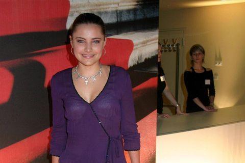 Sophia Thomalla: mit Jeans