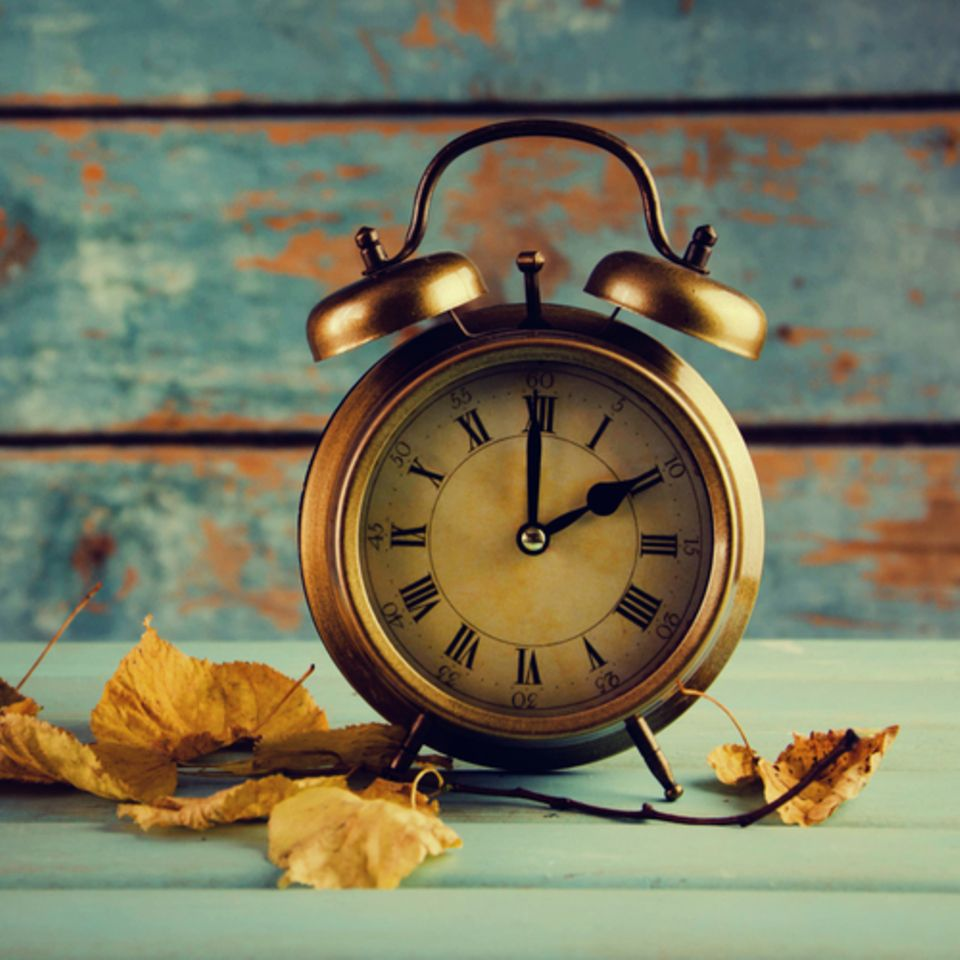 Zeitumstellung 2020: Uhr wird zurückgestellt