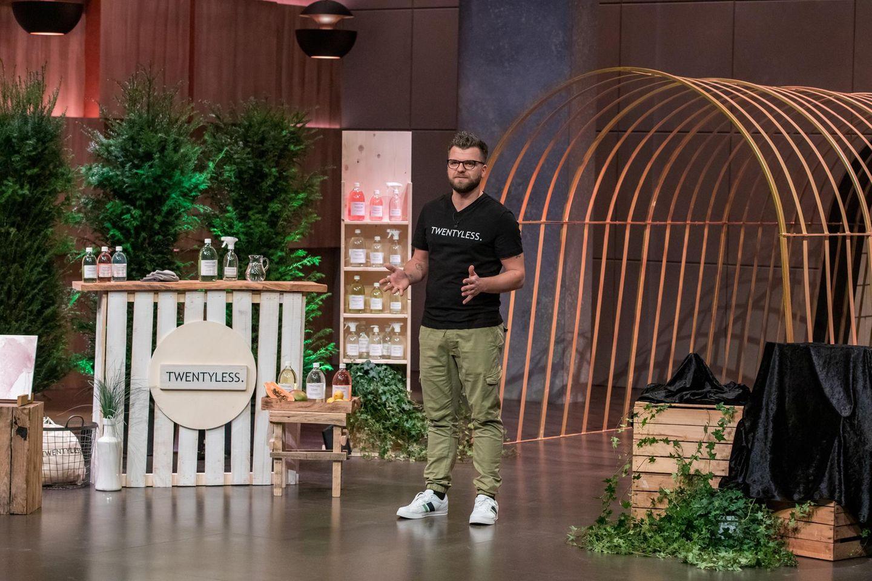 """TWENTYLESS: nachhaltige Reinigungsmittel, Eike Meyer, """"Die Höhle der Löwen"""""""