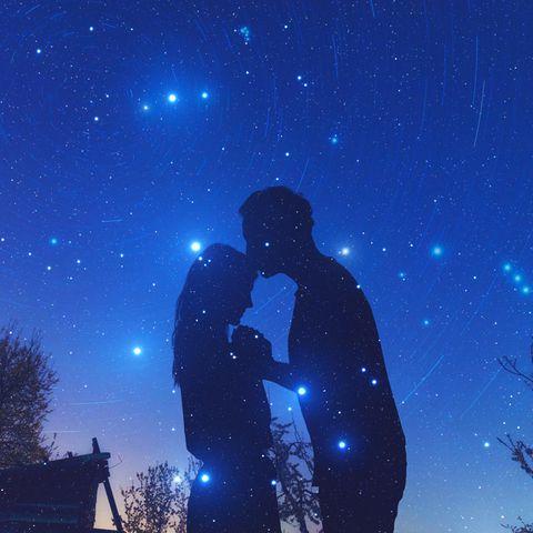 So stärken die Orioniden die Sternzeichen