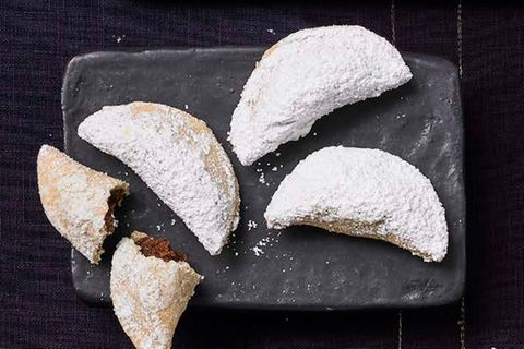 Vanille-Maroni-Plätzchen