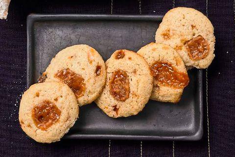 Karamell-Sternanis-Cookies