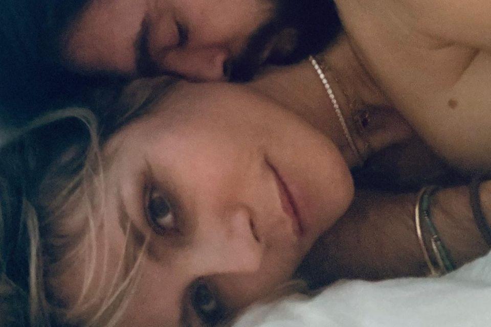 Heidi Klum: Leck-Überfall im Bett