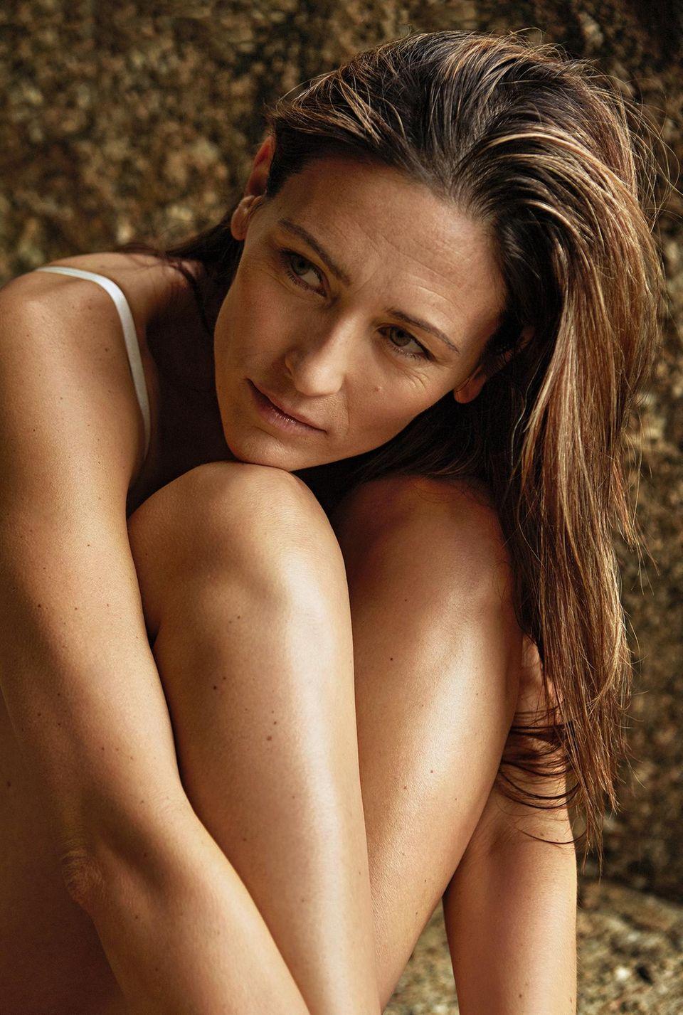 Hautalterung: Model