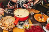 Was können wir von den Schweizern lernen: Käsefondue