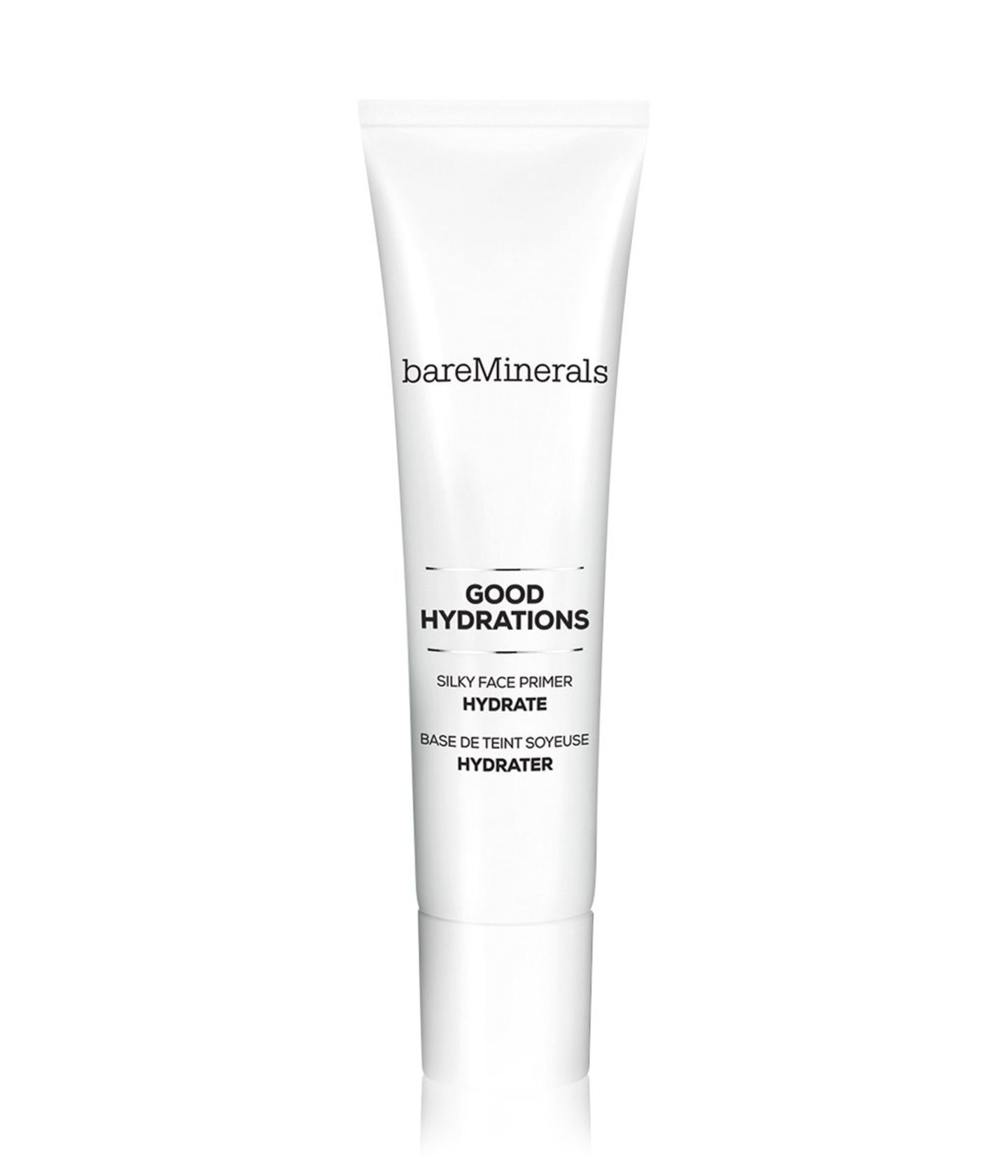 Bad Skin Day: bareMinerals Good Hydrations Silky Face
