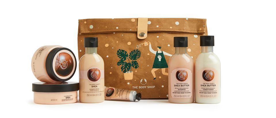 Gewinnspiel: Make it real together: Für ein perfekt unperfektes Weihnachten mit The Body Shop