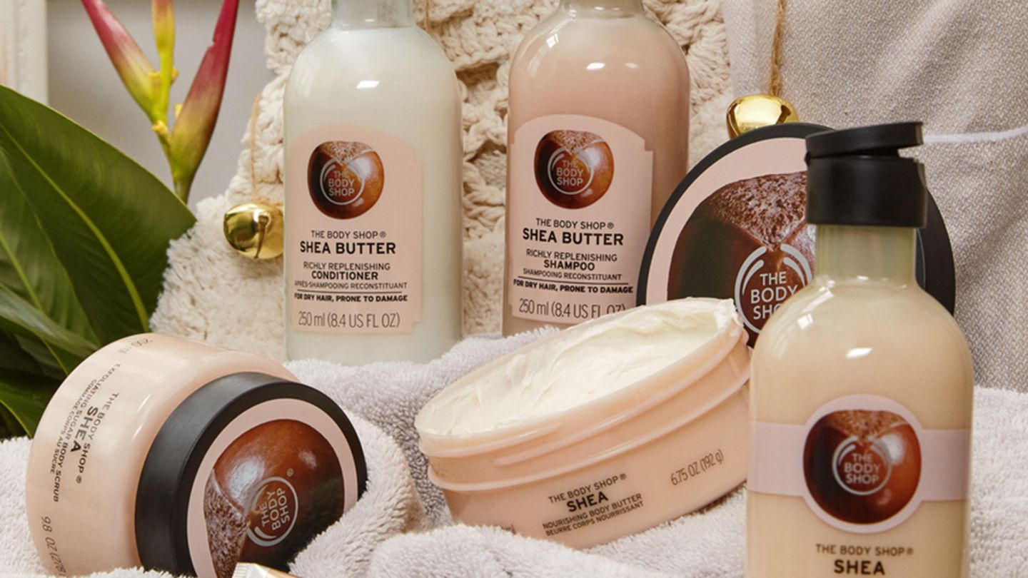 Make it real together: Für ein perfekt unperfektes Weihnachten mit The Body Shop