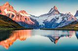 Was können wir von den Schweizern lernen: Bergpanorama