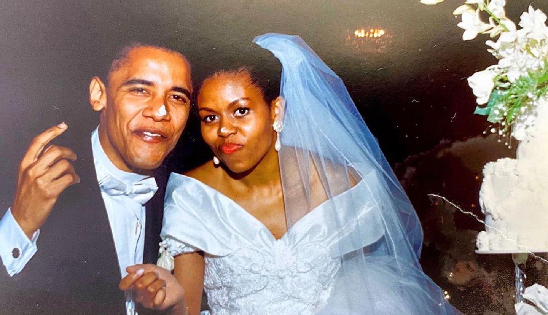 Promi-Paare: Michelle und Barack Obama