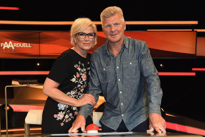 Promi-Paare: Claudia und Stefan Effenberg
