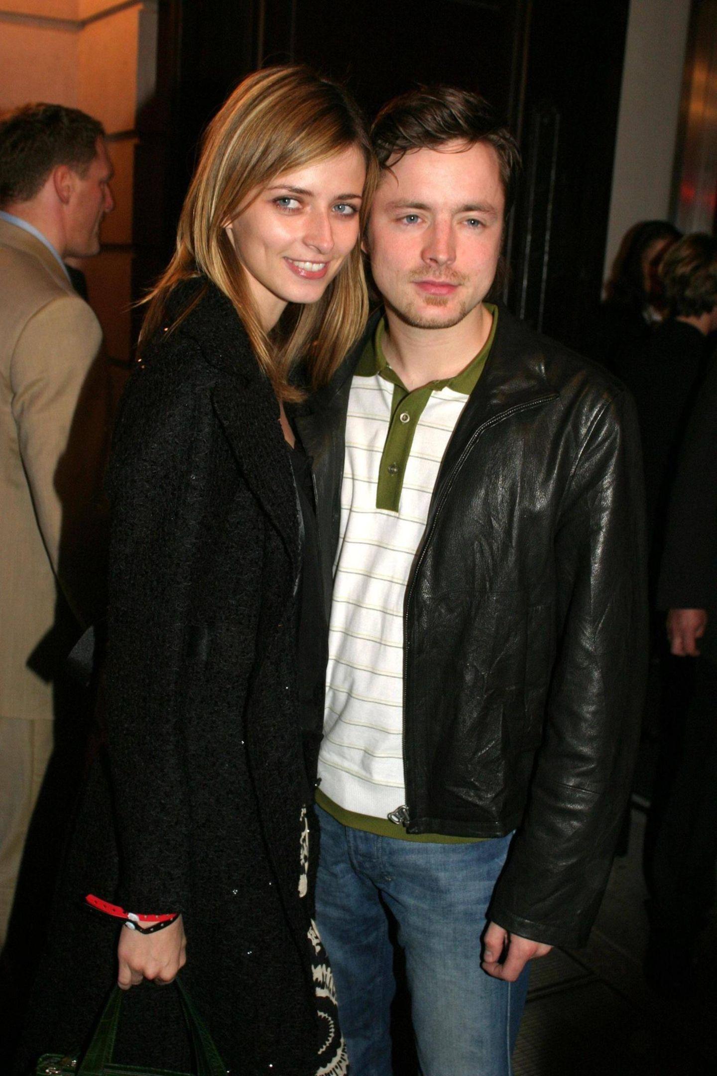 Promi-Paare: Eva Padberg und Niklas Worgt